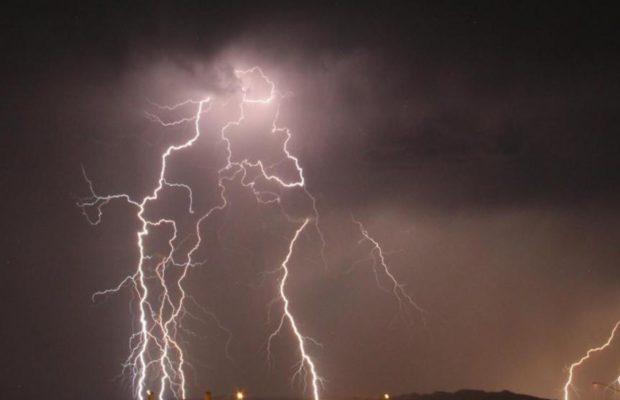 Photo of आकाशीय बिजली गिरने से यहां 2 की मौत 13 झुलसे